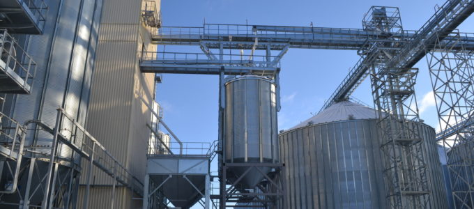 завод по глубокой переработке зерна в Иркутской области