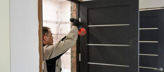 утилизация старых дверей