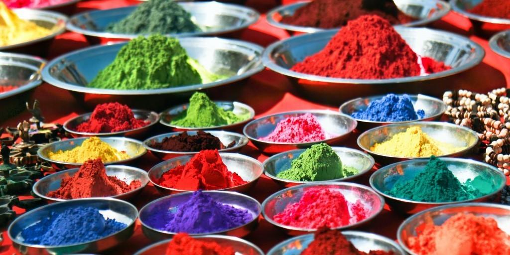 производство красок и лаков