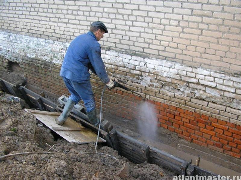 гидроизоляция_стен