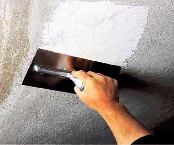 Выравнивание поверхностей штукатуркой