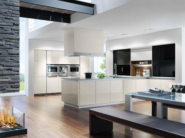 Планировка и дизайн кухни