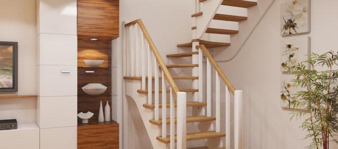 Лестницы в частном доме