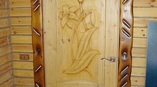 Монтаж деревянных наличников